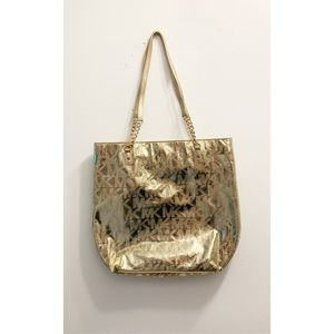 AUTHENTIC Michael Kors Chain Tote